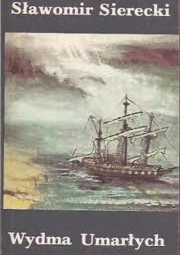 Okładka książki Wydma Umarłych