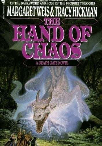 Okładka książki The Hand of Chaos