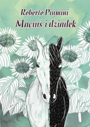 Okładka książki Maciuś i dziadek