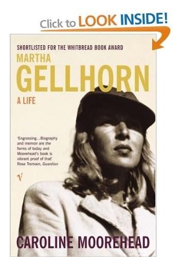 Okładka książki Martha Gellhorn: A Life
