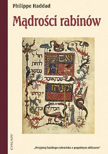 Okładka książki Mądrości rabinów