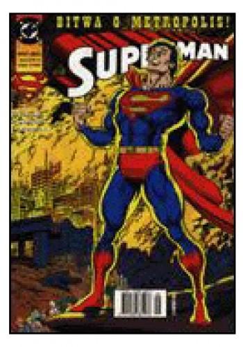 Okładka książki Superman 9/1997