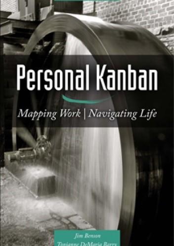 Okładka książki Personal Kanban: Mapping Work   Navigating Life