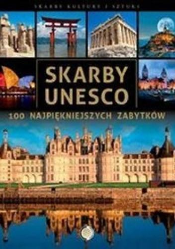 Okładka książki Skarby UNESCO