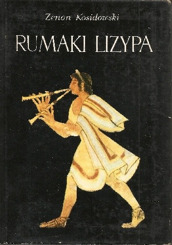 Okładka książki Rumaki Lizypa i inne opowiadania