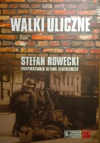 Okładka książki Walki uliczne