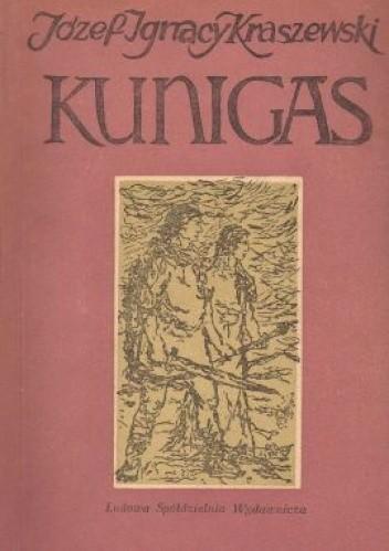 Okładka książki Kunigas: powieść z podań litewskich