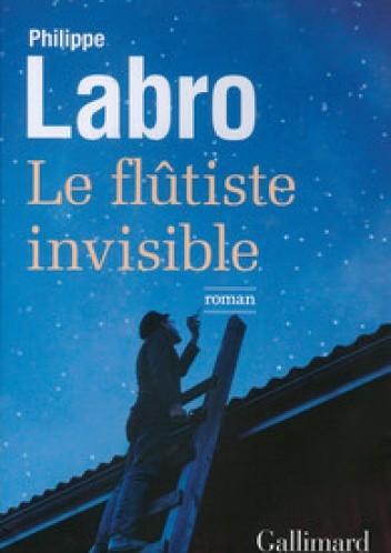 Okładka książki Le flûtiste invisible