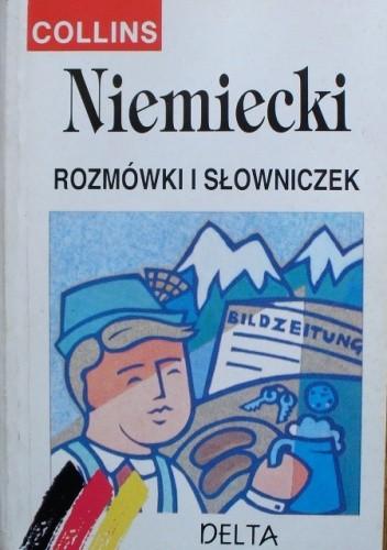 Okładka książki Niemiecki. Rozmówki i słowniczek