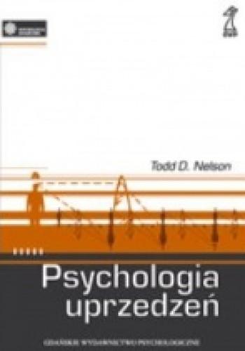 Okładka książki Psychologia uprzedzeń