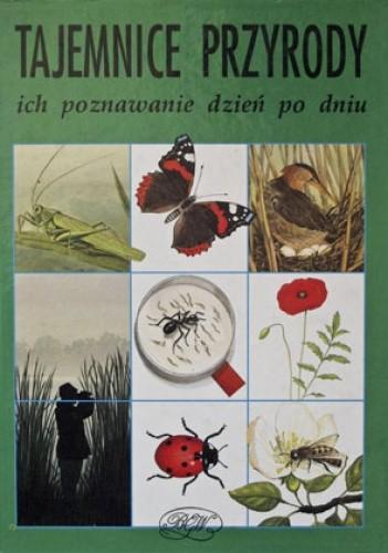 Okładka książki Tajemnice przyrody
