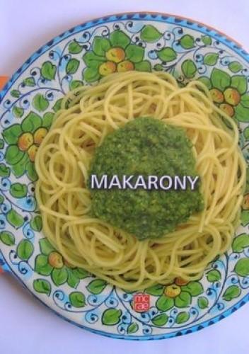 Okładka książki Makarony