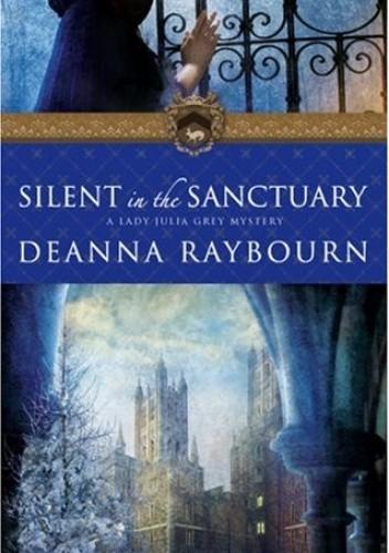 Okładka książki Silent in the Sanctuary