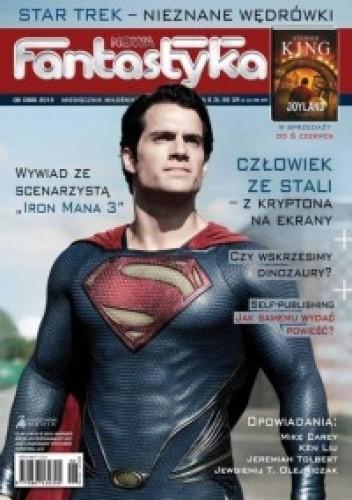 Okładka książki Nowa Fantastyka 369 (o6/2013)