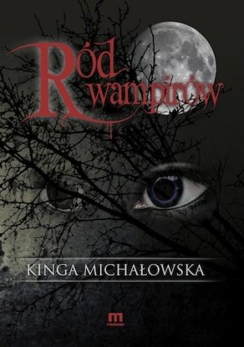 Okładka książki Ród wampirów