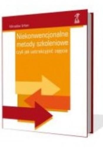 Okładka książki Niekonwencjonalne metody szkoleniowe
