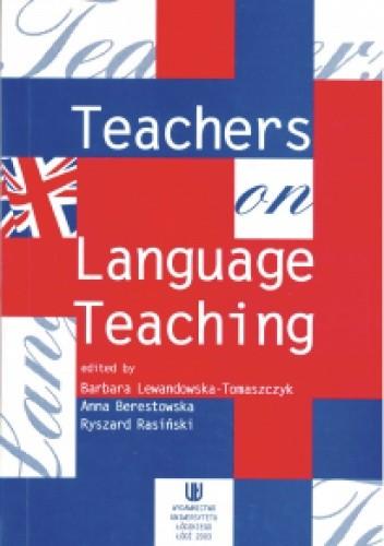 Okładka książki Teachers on Language Teaching
