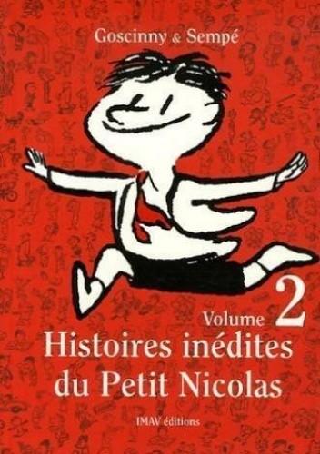 Okładka książki Histoires inédites du Petit Nicolas, volume 2