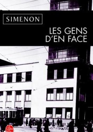 Okładka książki Les gens d'en face