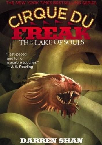 Okładka książki The Lake of Souls