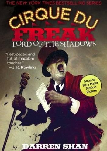 Okładka książki Lord of the Shadows