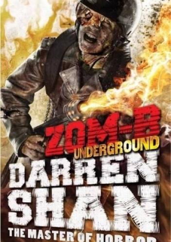 Okładka książki Zom-B Underground