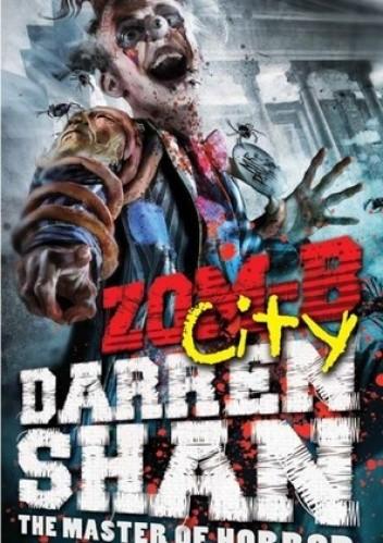 Okładka książki Zom-B City