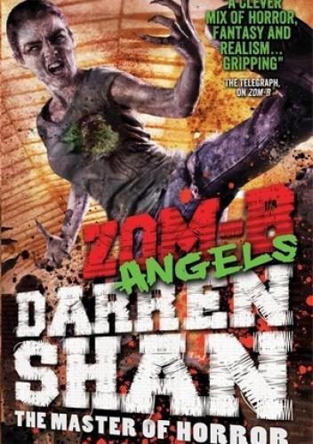 Okładka książki Zom-B Angels