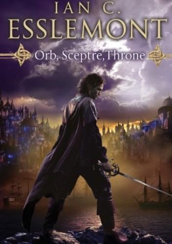 Okładka książki Orb Sceptre Throne