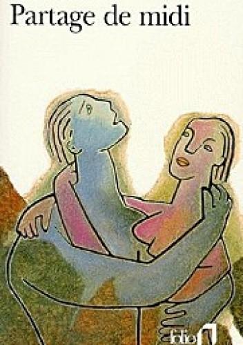 Okładka książki Partage de midi