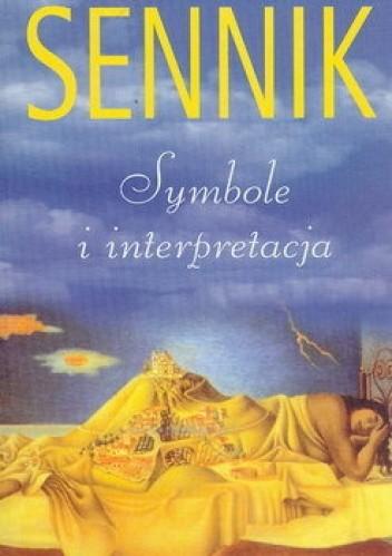 Okładka książki Sennik. Symbole i interpretacja