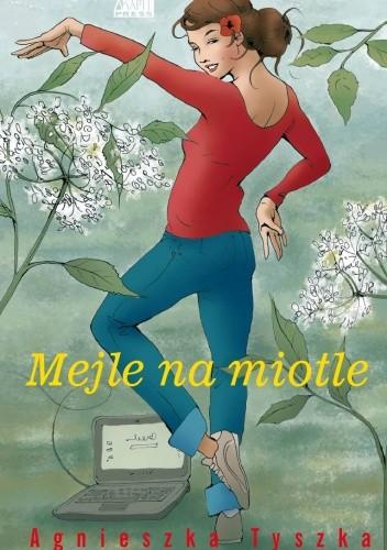 Okładka książki Mejle na miotle