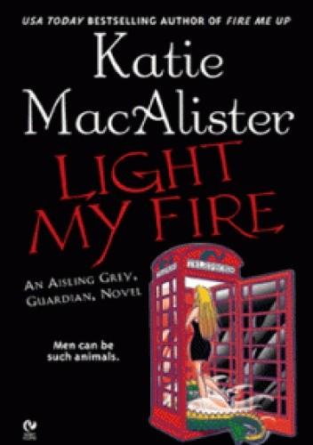 Okładka książki Light My Fire