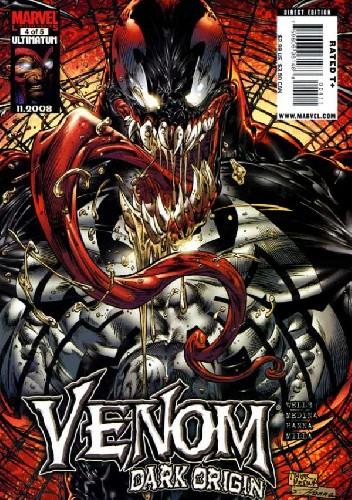 Okładka książki Venom: Dark Origin #4