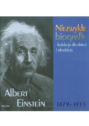 Okładka książki Albert Einstein 1879-1955