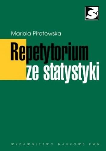 Okładka książki Repetytorium ze Statystyki
