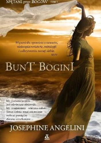 Okładka książki Bunt bogini