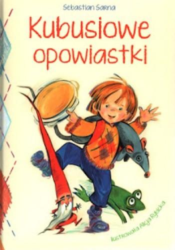 Okładka książki Kubusiowe opowiastki