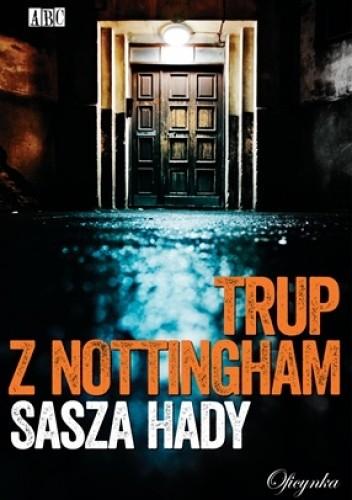 Okładka książki Trup z Nottingham