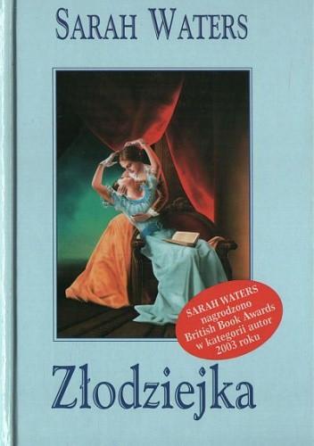 Okładka książki Złodziejka