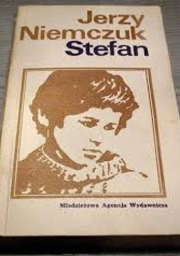 Okładka książki Stefan