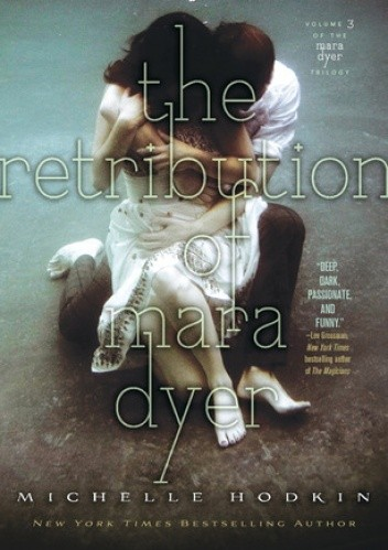 Okładka książki The Retribution of Mara Dyer