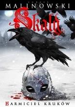 Okładka książki Skald. Karmiciel kruków