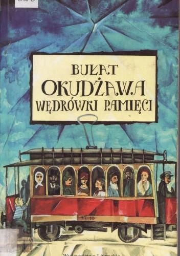 Okładka książki Wędrówki Pamięci