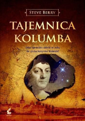 Okładka książki Tajemnica Kolumba