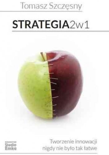 Okładka książki Strategia 2 w 1