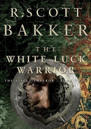 Okładka książki The White-Luck Warrior