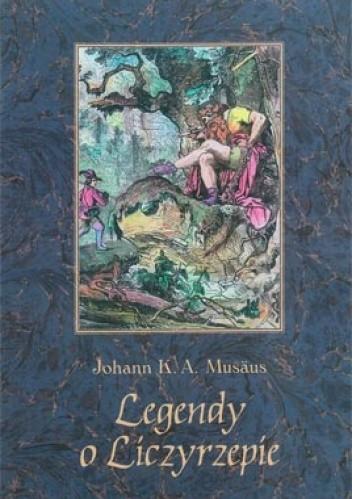 Okładka książki Legendy o Liczyrzepie