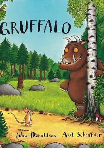 Okładka książki Gruffalo