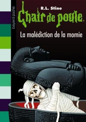 Okładka książki La malédiction de la momie
